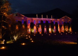 Evento sul lago di Como