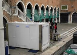 Evento pescheria Rialto Venezia