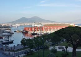 Evento aziendale a Palazzo Reale Napoli