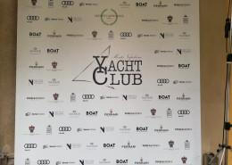 Cena Yacht Club via Montenapoleone